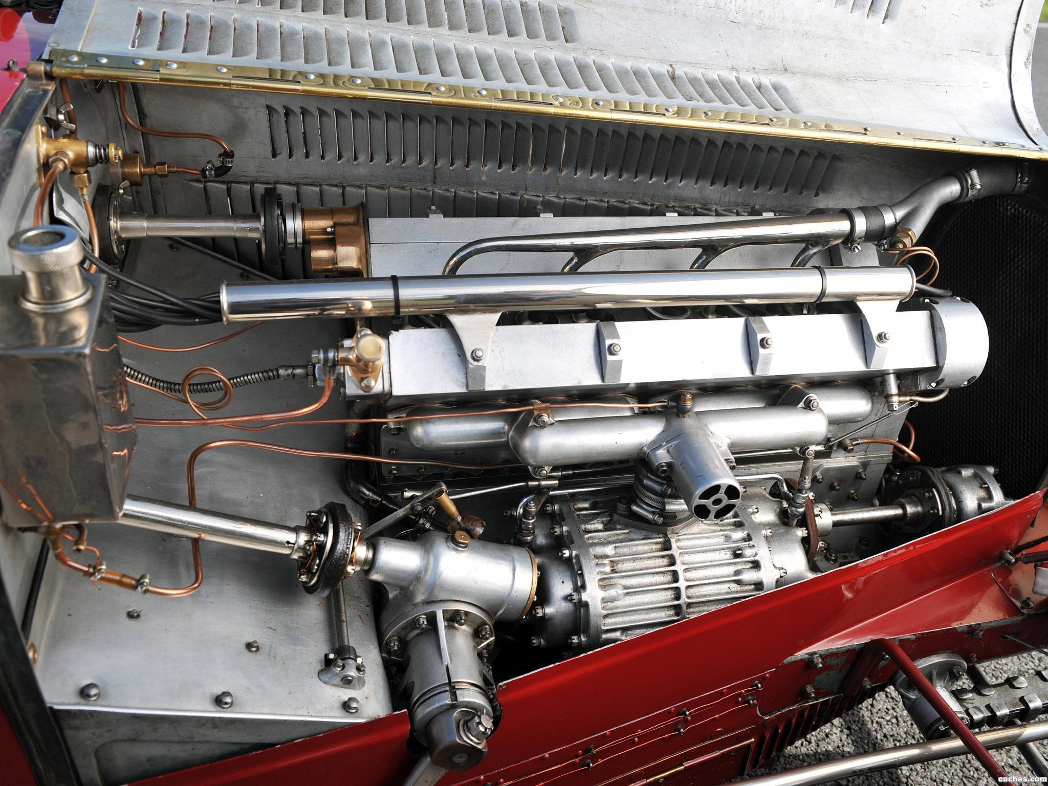 Foto 7 de Bugatti Type-51 Grand Prix Lord Raglan 1933