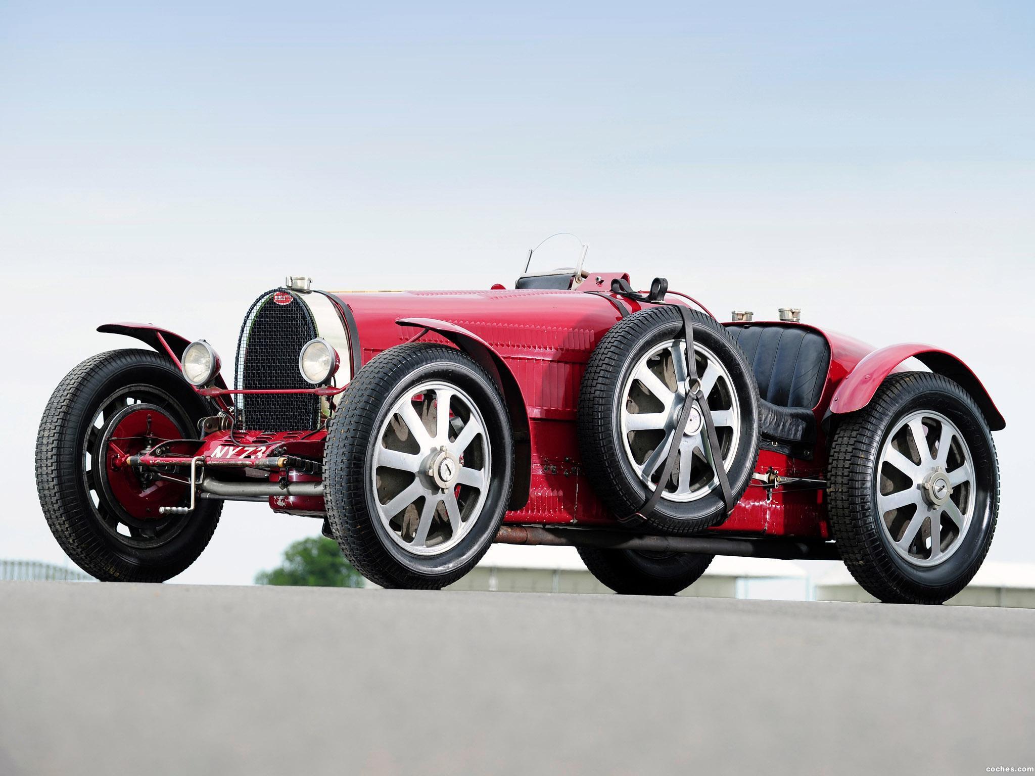 Foto 0 de Bugatti Type-51 Grand Prix Lord Raglan 1933