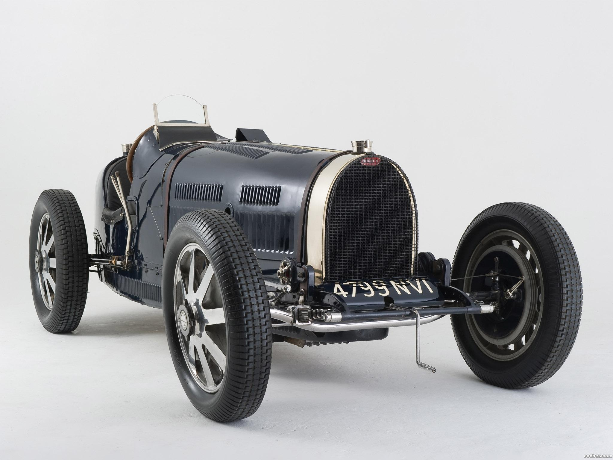 Foto 0 de Bugatti Type-51 Grand Prix Racing Car 1931
