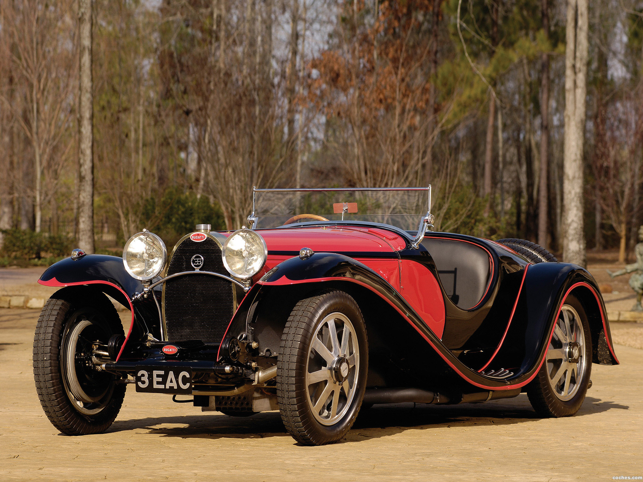 Foto 0 de Bugatti Type 55 Roadster