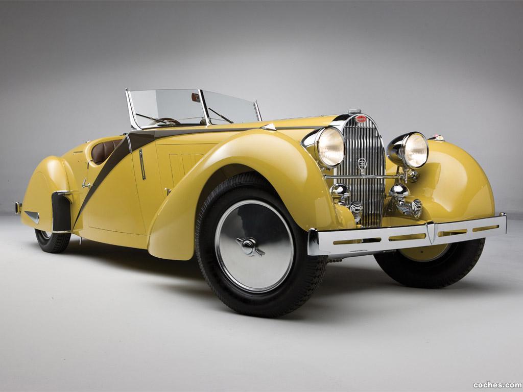 Foto 0 de Bugatti Type 57 Roadster 1937
