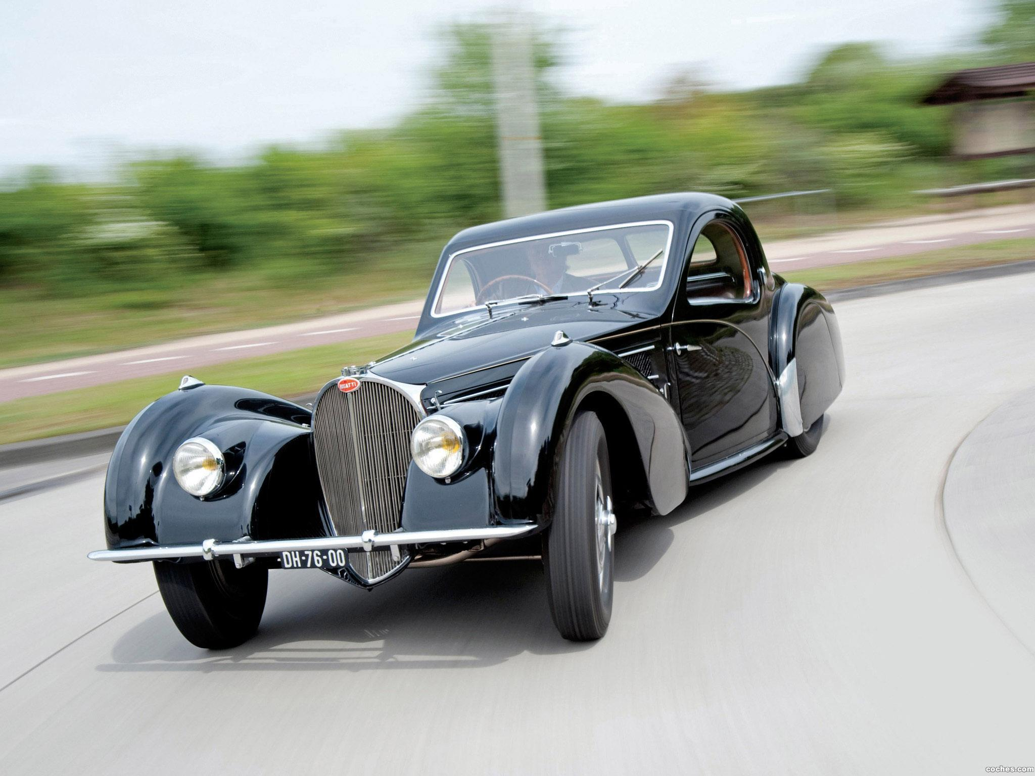 Foto 0 de Bugatti Type 57 S Coupe by Gangloff of Colmar 1937