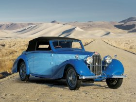 Fotos de Bugatti Type 57 Stelvio 1937
