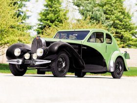 Fotos de Bugatti Type 57C Coupe Aerodynamique 1936