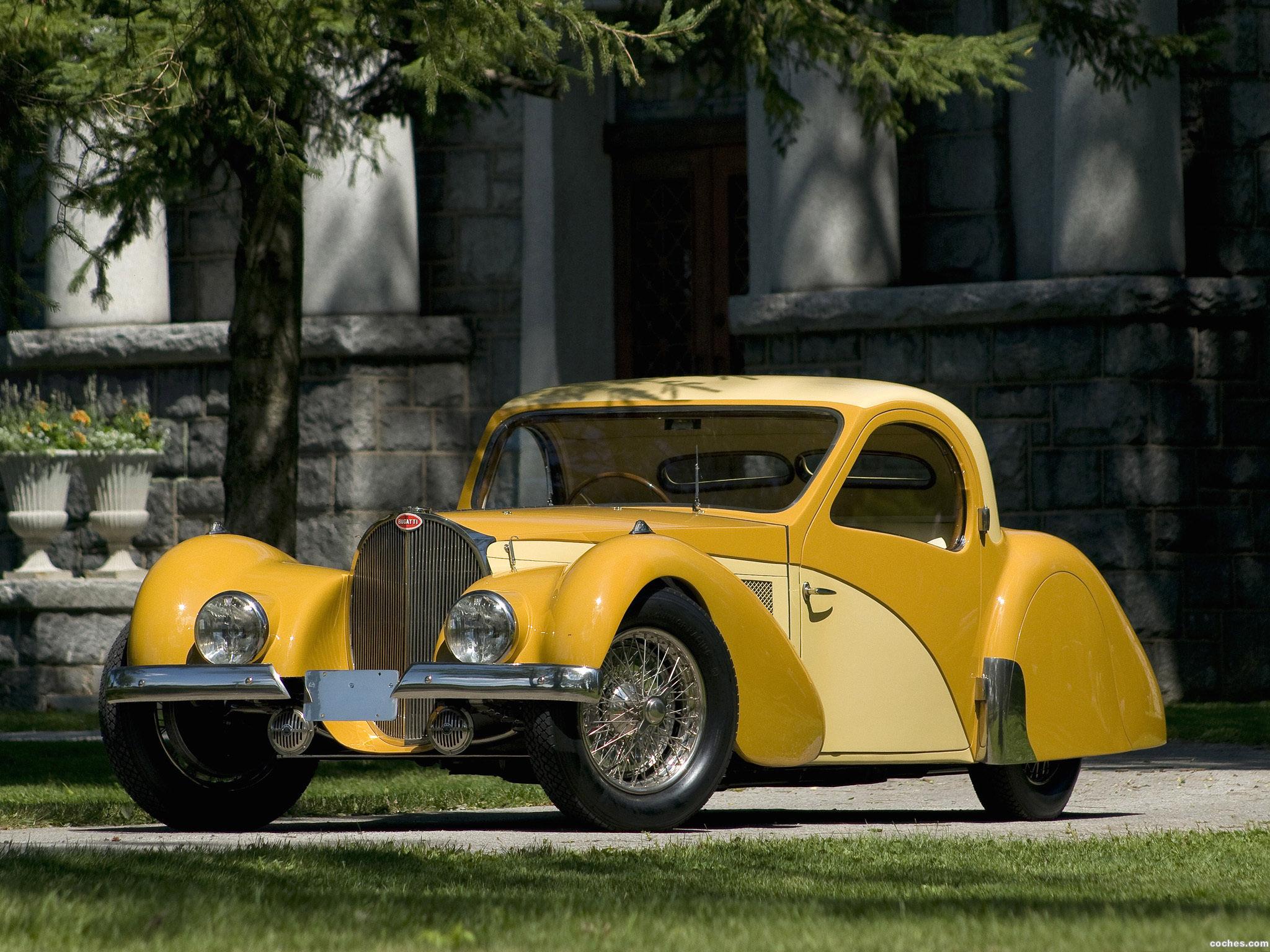 Foto 0 de Bugatti Type 57SC Atalante 1936