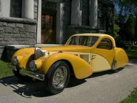 Ver foto 11 de Bugatti Type 57SC Atalante 1936