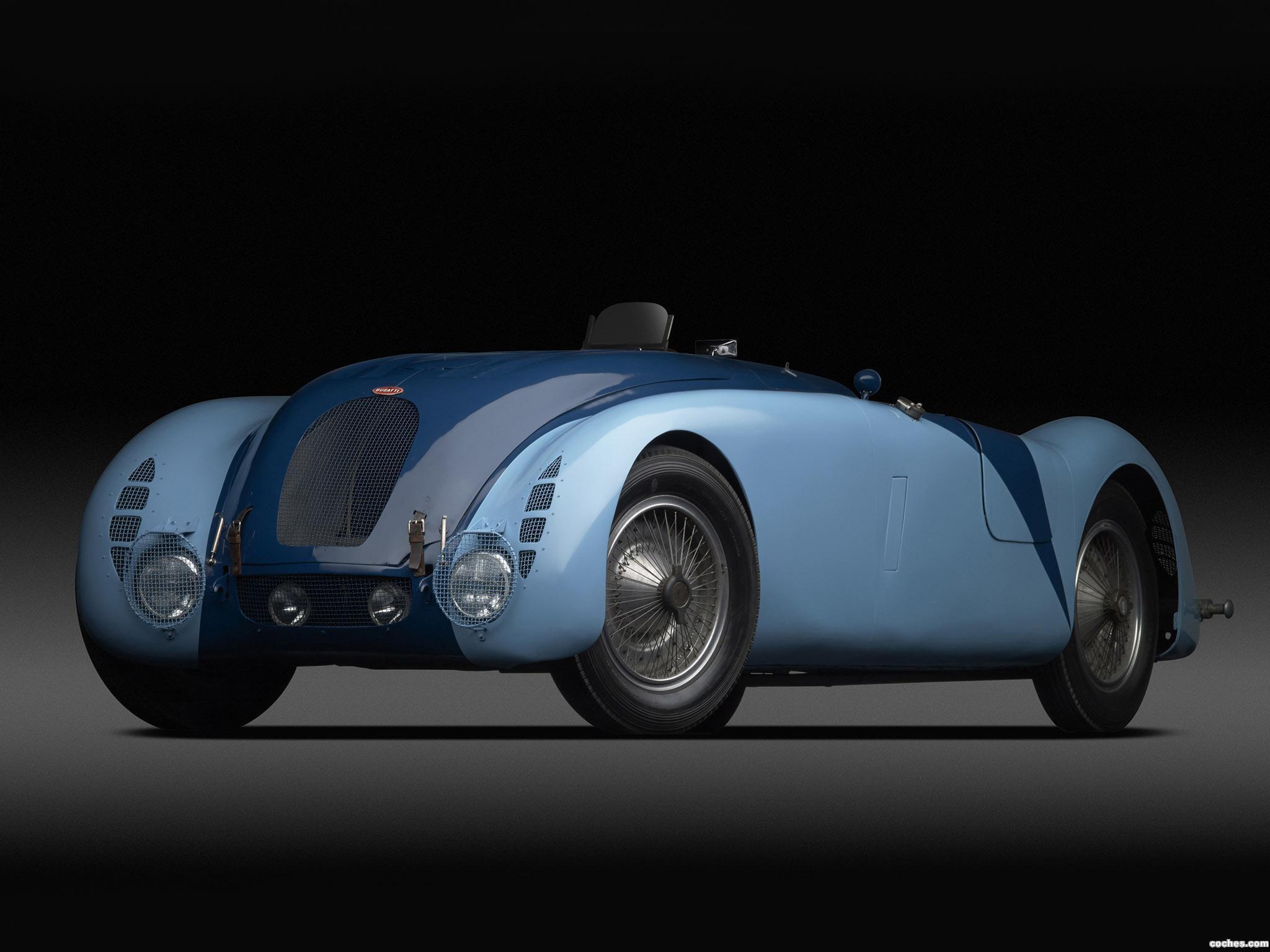 Foto 0 de Bugatti Type 57G 1936