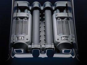 Ver foto 7 de Bugatti Veyron 16.4 Grand Sport Bleu Nuit 2011