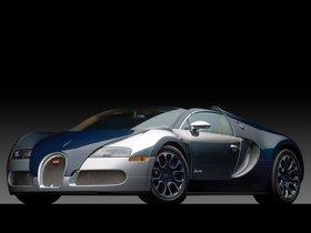 Ver foto 6 de Bugatti Veyron 16.4 Grand Sport Bleu Nuit 2011