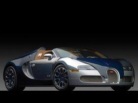 Ver foto 5 de Bugatti Veyron 16.4 Grand Sport Bleu Nuit 2011