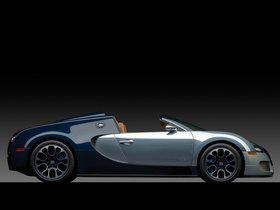 Ver foto 4 de Bugatti Veyron 16.4 Grand Sport Bleu Nuit 2011