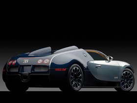 Ver foto 3 de Bugatti Veyron 16.4 Grand Sport Bleu Nuit 2011