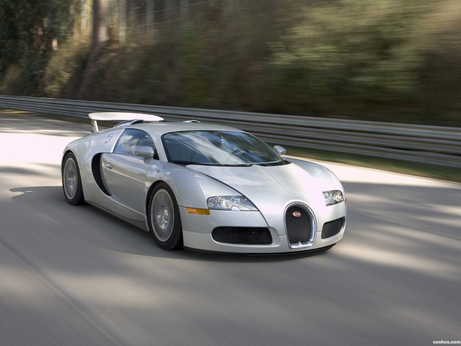 Foto 0 de Bugatti Veyron 2005
