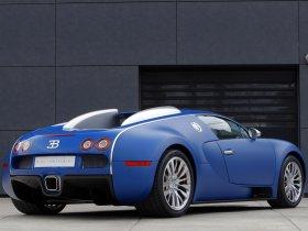 Ver foto 3 de Bugatti Veyron Bleu Centenaire 2009