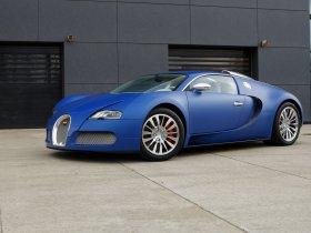 Ver foto 2 de Bugatti Veyron Bleu Centenaire 2009