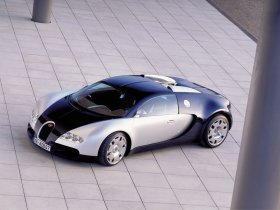 Ver foto 10 de Bugatti Veyron Concept 2004