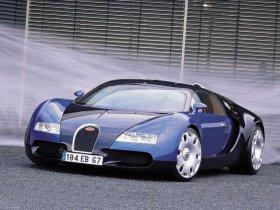 Ver foto 8 de Bugatti Veyron Concept 2004