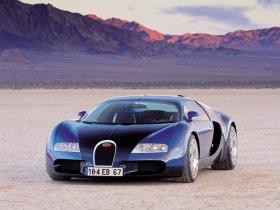 Ver foto 7 de Bugatti Veyron Concept 2004