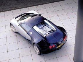 Ver foto 2 de Bugatti Veyron Concept 2004