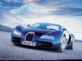 Ver foto 9 de Bugatti Veyron Concept 2004