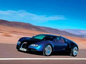 Ver foto 5 de Bugatti Veyron Concept 2004