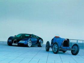 Ver foto 4 de Bugatti Veyron Concept 2004