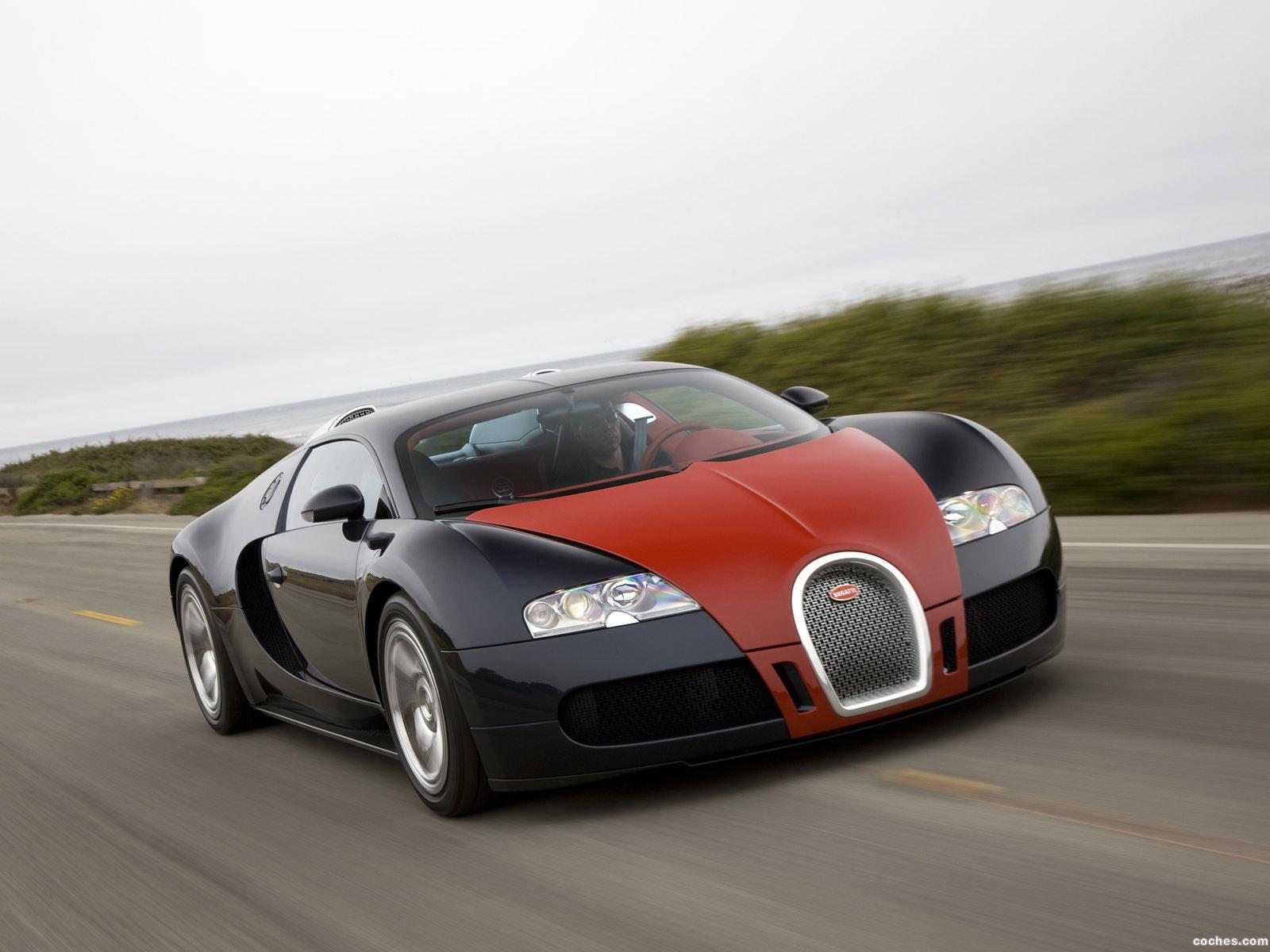 Foto 0 de Bugatti Veyron Fbg par Hermes 2008