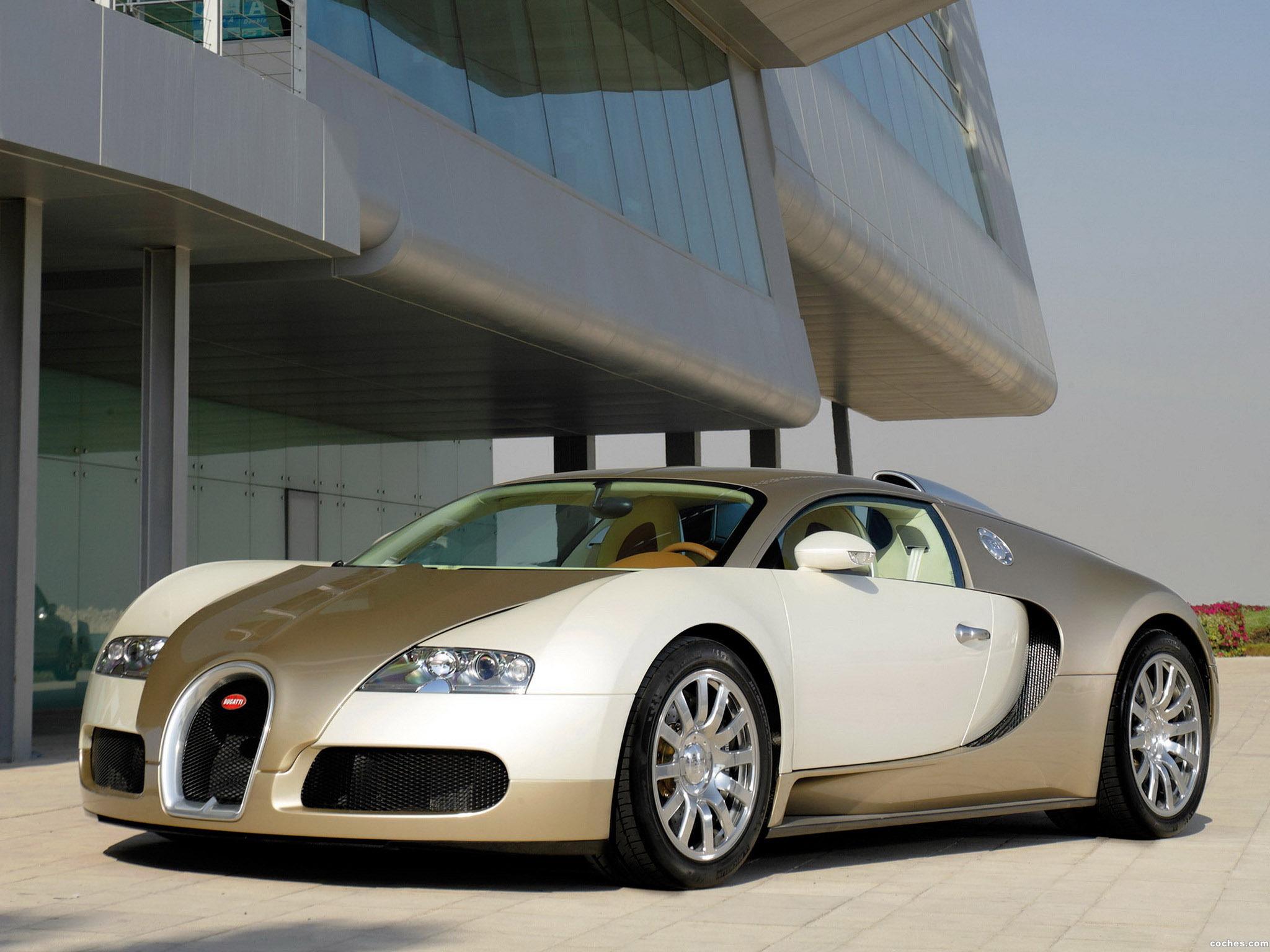 Foto 0 de Bugatti Veyron Gold Edition 2009