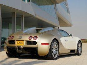 Ver foto 2 de Bugatti Veyron Gold Edition 2009