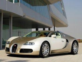 Fotos de Bugatti Veyron Gold Edition 2009