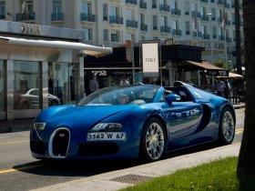 Ver foto 5 de Bugatti Veyron Grand Sport 2009