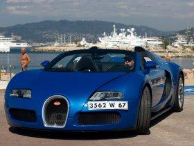Ver foto 4 de Bugatti Veyron Grand Sport 2009