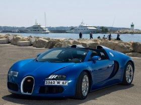 Ver foto 3 de Bugatti Veyron Grand Sport 2009