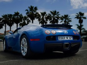 Ver foto 2 de Bugatti Veyron Grand Sport 2009