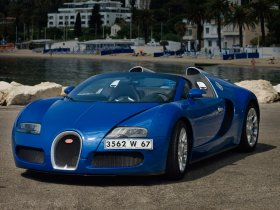 Ver foto 1 de Bugatti Veyron Grand Sport 2009