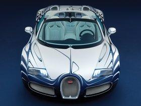 Ver foto 7 de Bugatti Veyron Grand Sport LOr Blanc 2011
