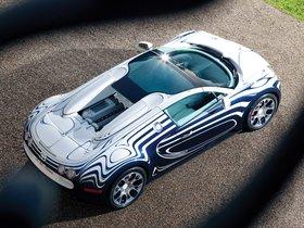 Ver foto 6 de Bugatti Veyron Grand Sport LOr Blanc 2011