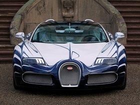 Ver foto 5 de Bugatti Veyron Grand Sport LOr Blanc 2011