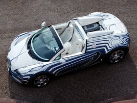 Ver foto 3 de Bugatti Veyron Grand Sport LOr Blanc 2011