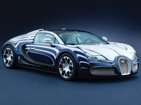 Ver foto 1 de Bugatti Veyron Grand Sport LOr Blanc 2011