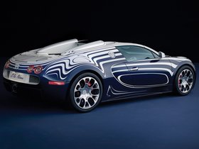 Ver foto 12 de Bugatti Veyron Grand Sport LOr Blanc 2011
