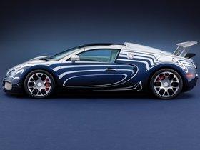 Ver foto 11 de Bugatti Veyron Grand Sport LOr Blanc 2011