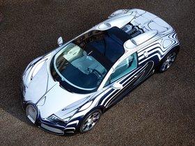 Ver foto 10 de Bugatti Veyron Grand Sport LOr Blanc 2011