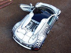 Ver foto 9 de Bugatti Veyron Grand Sport LOr Blanc 2011