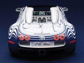 Ver foto 8 de Bugatti Veyron Grand Sport LOr Blanc 2011