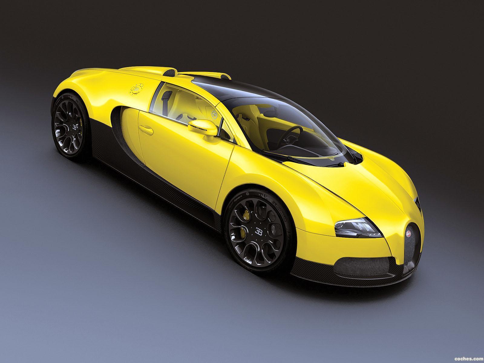 Foto 0 de Bugatti Veyron Grand Sport Middle East Editions 2011