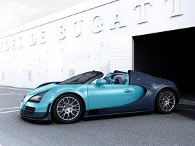Ver foto 2 de Bugatti Veyron Grand Sport Roadster Jean Pierre Wimille 2013