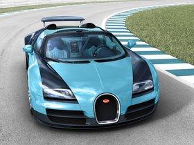 Fotos de Bugatti Veyron Grand Sport Roadster Jean Pierre Wimille 2013