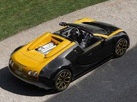 Ver foto 5 de Bugatti Veyron Grand Sport Roadster Vitesse 1 of 1 2014