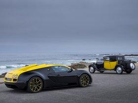 Ver foto 3 de Bugatti Veyron Grand Sport Roadster Vitesse 1 of 1 2014